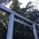 伊勢神宮に初詣に行ったので簡単に注意点等まとめ