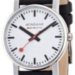 【モンディーン】スイス国鉄のオフィシャル時計がそのまま腕時計になっちゃった【鉄道ウォッチ】