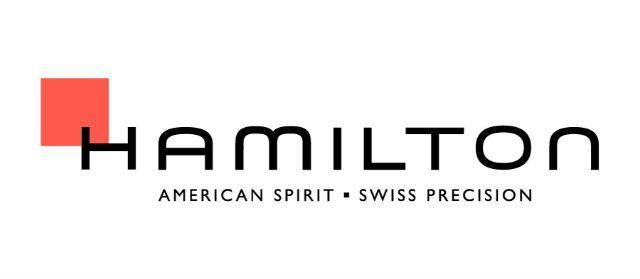 ハミルトンのロゴ