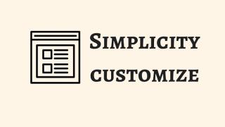 【simplicity】デザイン初心者の僕がやった最低限のブログカスタマイズ備忘録【コピペ用CSS】