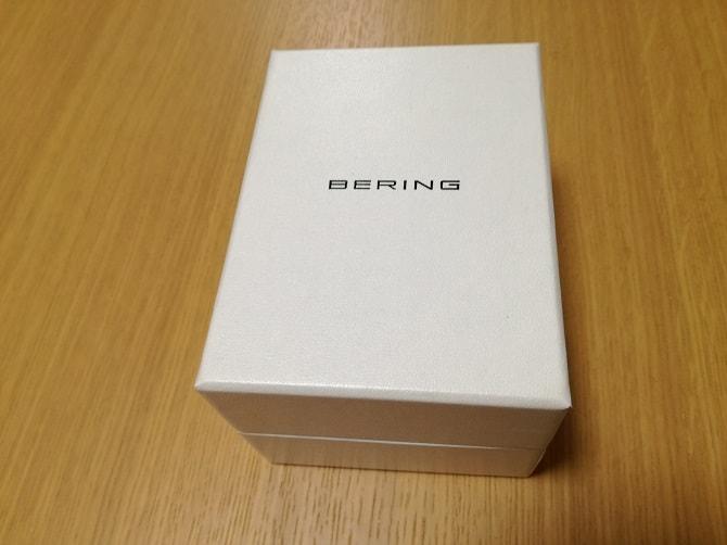 BERING(ベーリング)CALF LEATHER 13238-664 箱